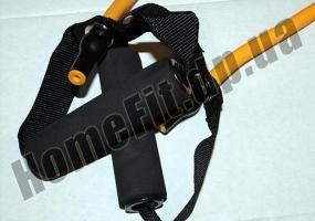 Эспандеры Resistance Bands от 2 до 23 кг с ручками: фото 11