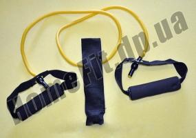 Эспандеры Resistance Bands от 2 до 23 кг с ручками: фото 2