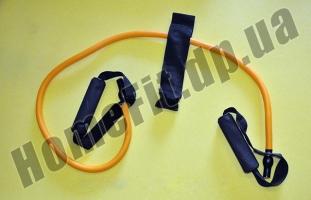 Эспандеры Resistance Bands от 2 до 23 кг с ручками: фото 6