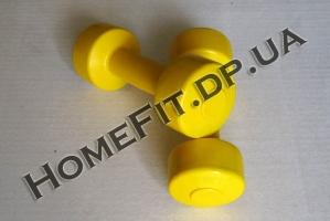 Гантели для фитнеса Титан 1 кг Харьков
