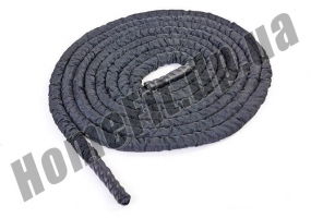 Канат для кроссфита в защитном рукаве Battle Rope : фото 4