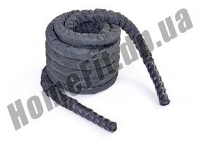 Канат для кроссфита в защитном рукаве Battle Rope : фото 7
