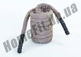 Канат для кроссфита в защитном рукаве Battle Rope : фото 8