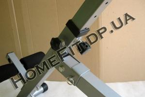 Складной тренажер-гиперэкстензия для дома SUB1101u купить в Николаеве