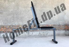 Лавка MH-0017 с регулируемыми спинкой и сиденьем