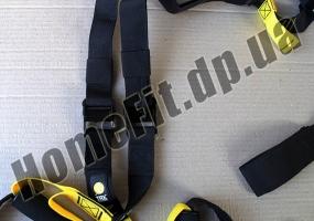 Петли TRX Suspension Trainer: замыкающие пряжки