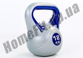 Фитнесс-гиря RA пластиковая, от 1 до 16 кг: фото 5