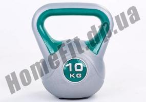 Фитнесс-гиря RA пластиковая, от 1 до 16 кг: фото 7