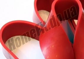Резиновые петли POWER BANDS-S «темно-красная» XL: фото 6