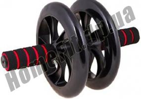 Ролик для пресса Ab Wheel (колесо-триммер): фото 1