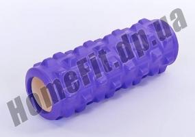 Роллер (валик) массажный для фитнеса и йоги Grid Roller  фото 4