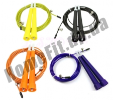 Скакалка скоростная Speed Cable Rope: фото 1
