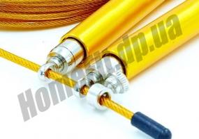 Скакалка скоростная Ultra Speed Cable Rope 3 ALU: фото 1