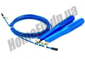 Скакалка скоростная Ultra Speed Cable Rope 3 ALU: фото 5