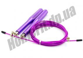 Скакалка скоростная Ultra Speed Cable Rope 3 ALU: фото 7