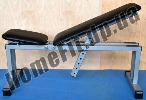 Скамья MP-0025 с регулировкой углов наклона спинки и сидения