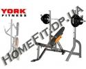 Скамья для жима York Diamond Olympic Bench 45027