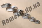 Блин стальной Н/О 1,25 кг: весовой ряд дисков