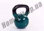 Гиря литая ZS от 2 до 24 кг с виниловым покрытием: фото 3