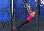 Деревянные кольца 4457 для гимнастики и кроссфита:фото 6