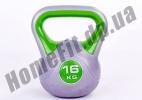 Фитнесс-гиря RA пластиковая, от 1 до 16 кг: фото 3