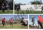 Поводок-амортизатор для силовых тренировок Random Direction Running: фото 3
