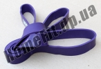 Резиновые петли M фиолетовая резинка для подтягиваний