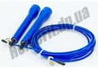 Скакалка скоростная для кроссфит Ultra Speed Cable Rope 2: фото 9