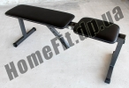 Скамья универсальная MH-0017 для жима и разводки