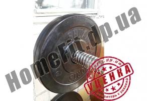 125 кг блинов и гантели 2х20 кг (УЦЕНКА - Б/У) купить в Харькове и Одессе