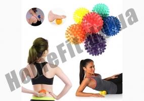 Мячик массажный Tonus мягкий 8÷10 см: фото 7