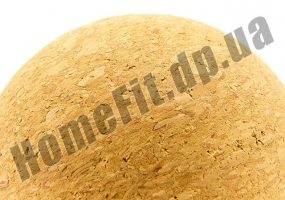 Мячик массажный пробковый: фото 2