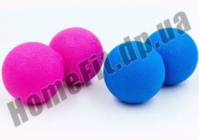 Двойной массажный мячик DuoBall: фото 2