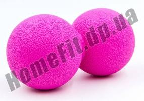 Двойной массажный мячик DuoBall: фото 5