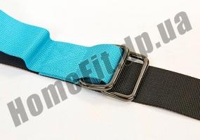 Лента для растяжки Flex Strap с регулируемой петлей: фото 4