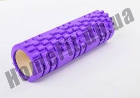 Массажный ролик Grid Roller 45 см v.1.1: фото 3