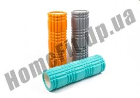 Массажный роллер Grid Roller 45 см v.1.0: фото 1