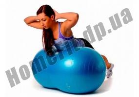 """Мяч для фитнеса """"арахис"""" King Lion 45х90 см: фото 6"""