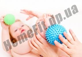 Мячик массажный Tonus 9 см с шипами: фото 8