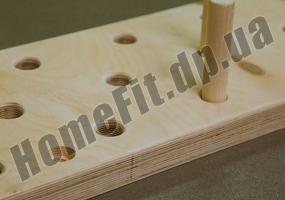 Доска для лазанья Пегборд (Peg Board): фото 2