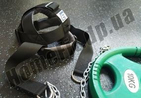 Упряжь для шеи EasyFit IRON NECK универсальная: фото 1