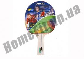Ракетка для настольного тенниса Stiga Twist (Action): фото 1