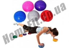 Балансировочная массажная полусфера Balance Kit фото 6