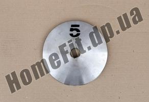 Блин металлический 5 кг: купить Николаев и Вознесенск