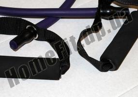 Эспандеры Resistance Bands от 2 до 23 кг с ручками: фото 10