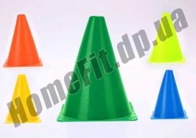 Фишка-конус для разметки поля 17÷45 см спортивная: фото 14