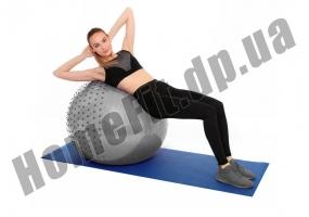 Фитбол FiBa 65 см комбинированный: фото 6