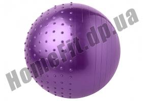 Фитбол FiBa 75 см комбинированный: фото 2