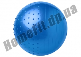 Фитбол FiBa 75 см комбинированный: фото 3