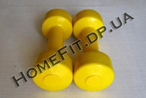 Гантели для фитнеса Титан 1 кг